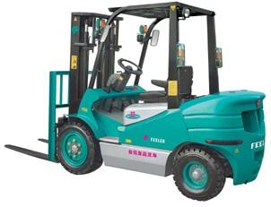 FD系列豪华型平衡重式柴油叉车