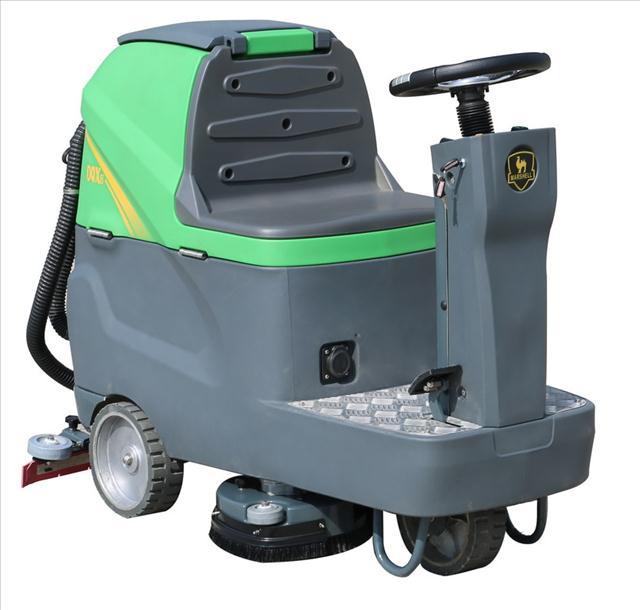 电动洗地机-合派电动车