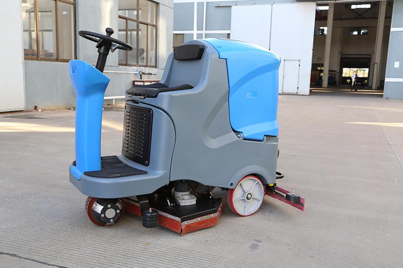 驾驶式洗地机FR115-660